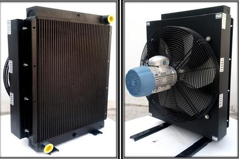 Air Cooled Oil Coolers for Crushers