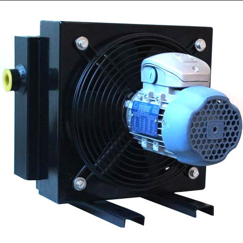 Air Cooled Oil Cooler for Deep Drawing